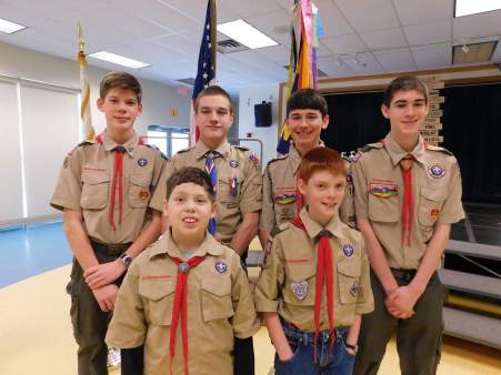 Welcoming New Scouts