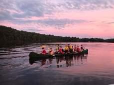 War Canoe Race