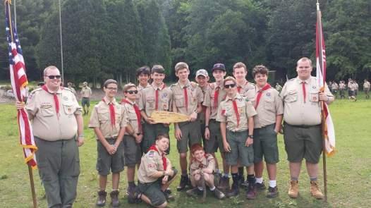 War Canoe Winners 2017